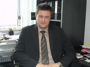 Geschäftsführer Frank Gillmann